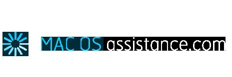 Mac OS assistance.com